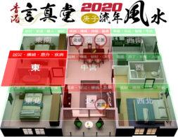 2020庚子鼠年風水_東