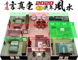 2020庚子鼠年風水_西